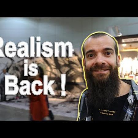 Realism Is Back! Cesar Santos vlog 037