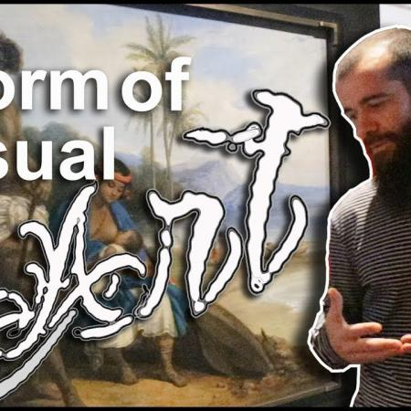 Tattoo: a Form of Visual Art. Cesar Santos vlog 042