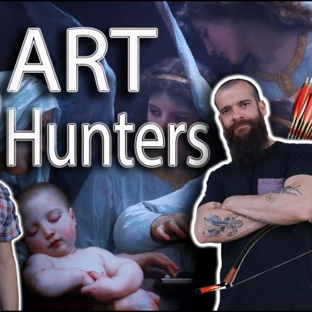 Art Talk, Museum and Studio Visit. Cesar Santos vlog 053