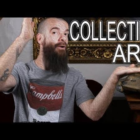 Collecting Art. Cesar Santos vlog 023
