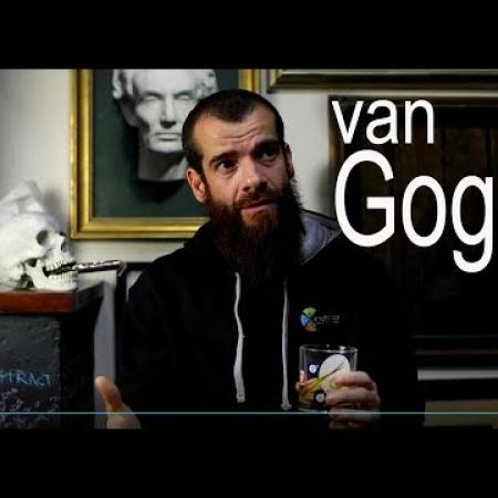 Van Gogh and why I love his artistry. Cesar Santos vlog 015