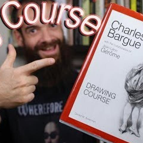 Drawing Course. Cesar Santos vlog 026