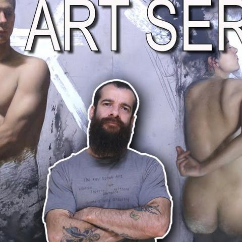 How to Develop an Art Series. Cesar Santos vlog 061