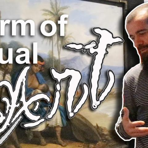 Tattoo: a Form of Visual Art. Cesar Santos vlog 042