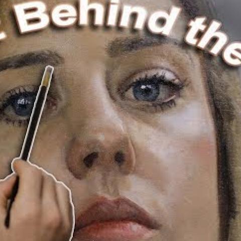 Art Behind the Scenes. Cesar Santos vlog 041